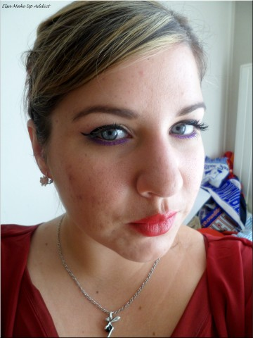 Maquillage Glinda Palette & Color Shock 5