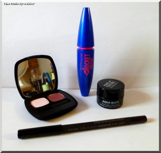 Maquillage La vie en rose 4