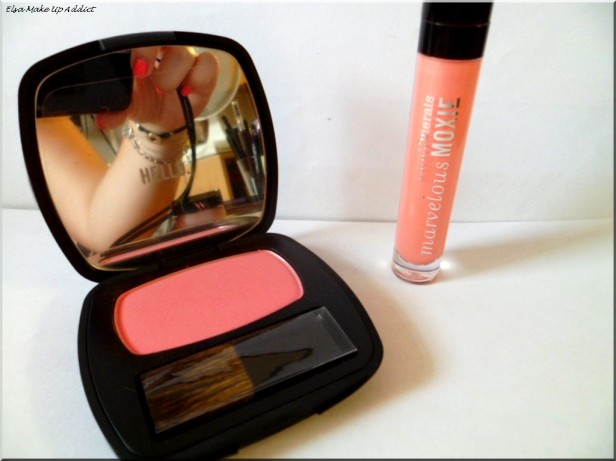 Maquillage La vie en rose 5