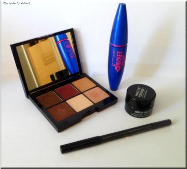 Maquillage Dark Heroine 3