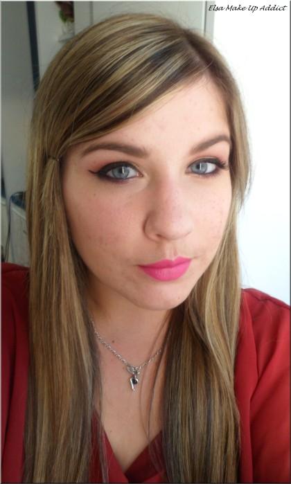 Maquillage Dark Heroine 5