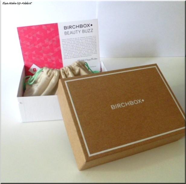 Birchbox Octobre 1