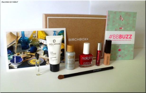 Birchbox Octobre 2