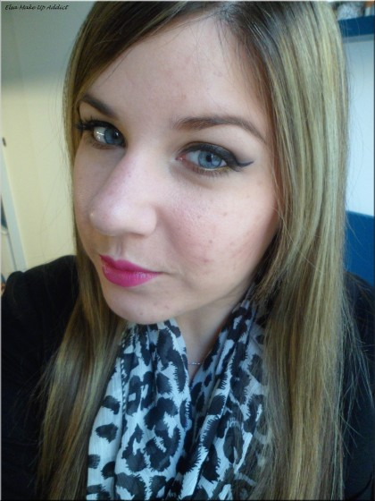Maquillage brun Perfect Ten 3