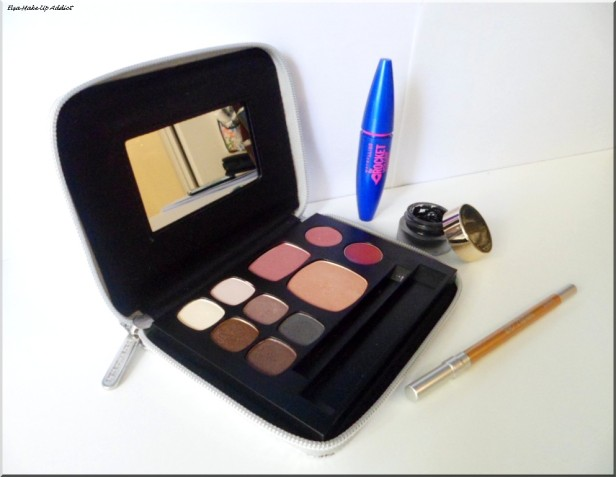 Maquillage brun Perfect Ten 4