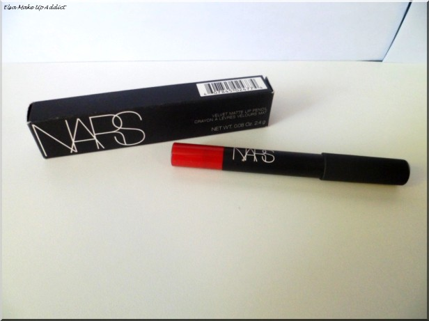 Mysterious Red Nars 1