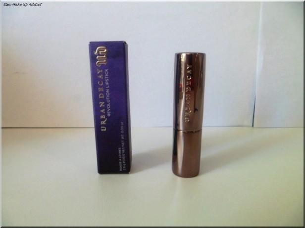 RAL Revolution Lipstick Shame UD 1