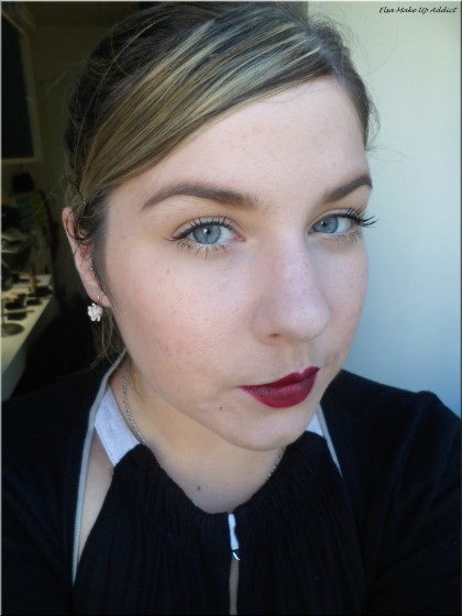 RAL Revolution Lipstick Shame UD 9