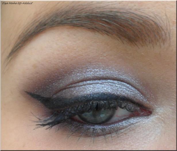 Maquillage violet argenté Vice 2 2