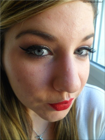 Make Up de Fête Pin Up 4