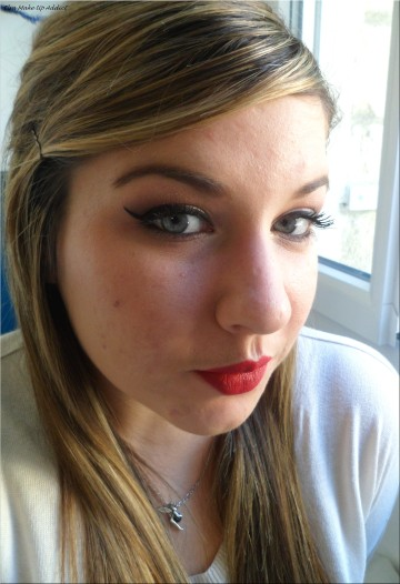 Make Up de Fête Pin Up 8