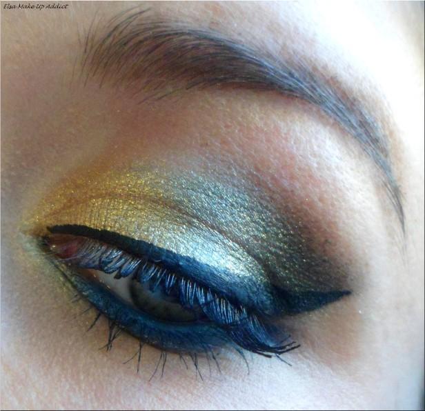 Make Up Fête Doré-Bleu Vice 2 1