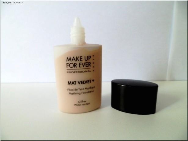 Mat Velvet + MUFE 2