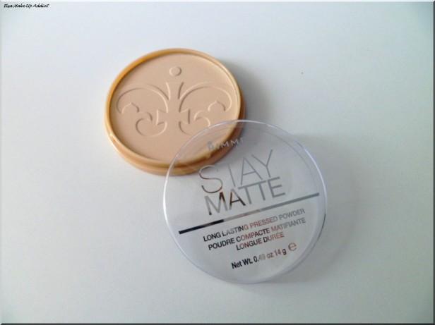 Stay Matte Rimmel 2