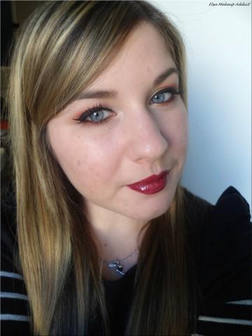 Makeup Cranberry Kiko 6