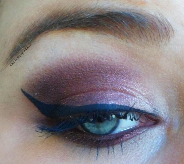 Makeup Smoky Cranberry 1