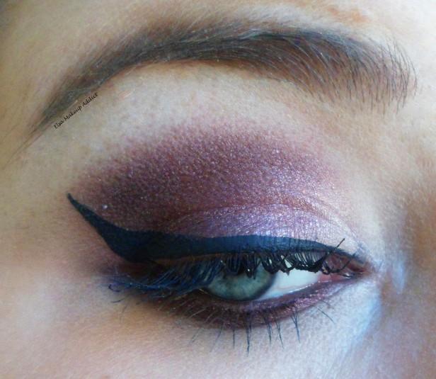 Makeup Smoky Cranberry 2
