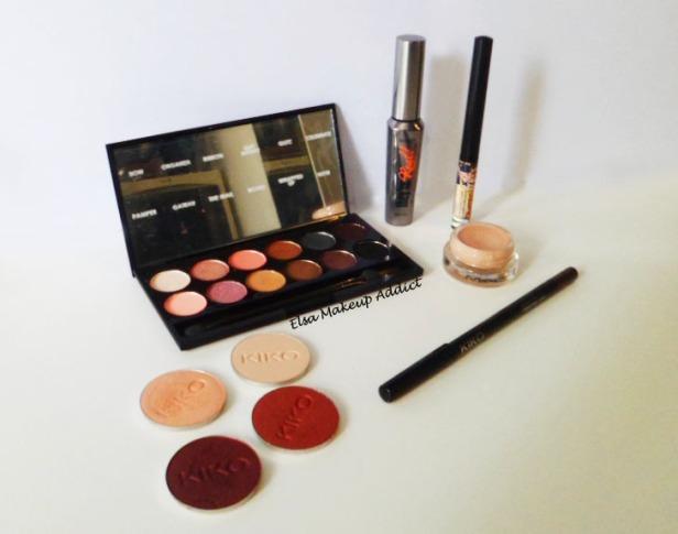 Makeup Smoky Cranberry 3
