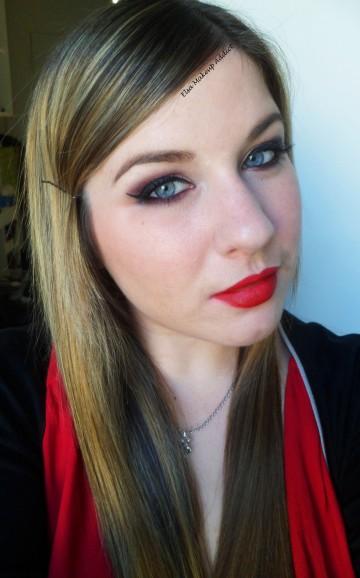 Makeup Smoky Cranberry 5