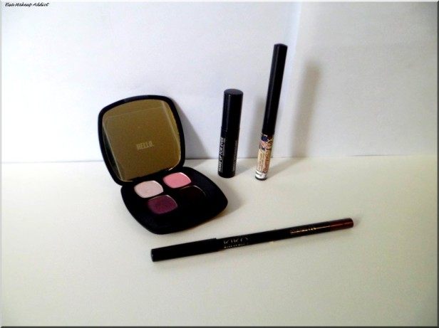 Maquillage Palette BareMinerals The A List 4