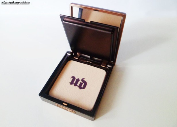 Poudre Naked Skin UD 6