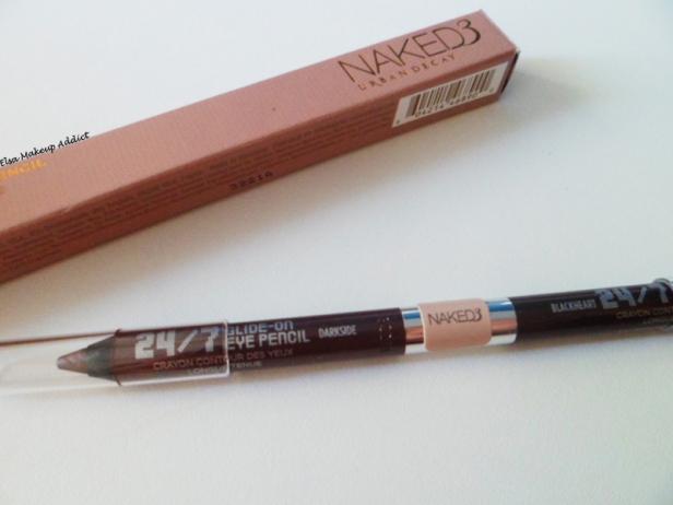 Crayons Naked Urban Decay 7