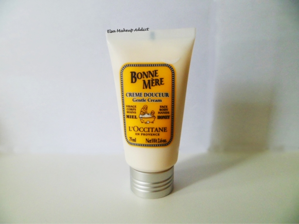 Crème Douceur Bonne Mère L'Occitane 1
