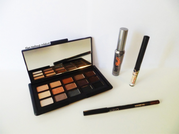 Makeup Let's be NarsIssist in Purple 3