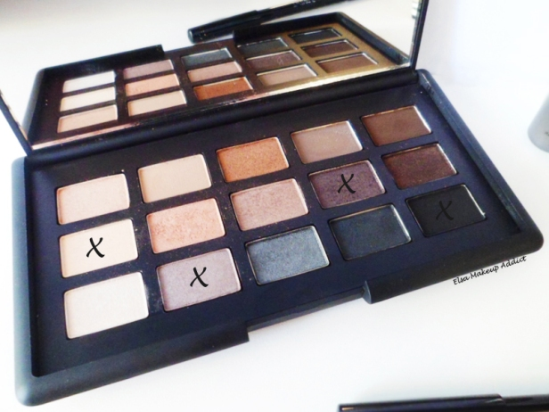 Makeup Let's be NarsIssist in Purple 4