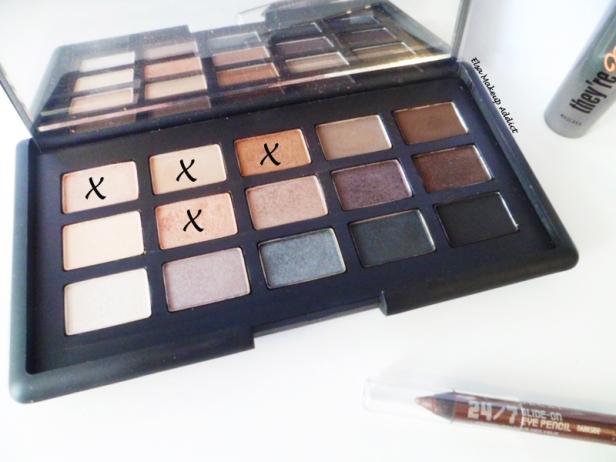 Makeup NarsIssist Brown 5