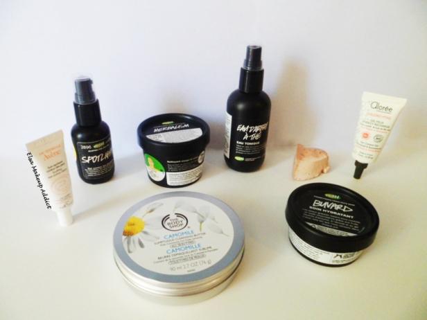 Routine soins peau grasse 1