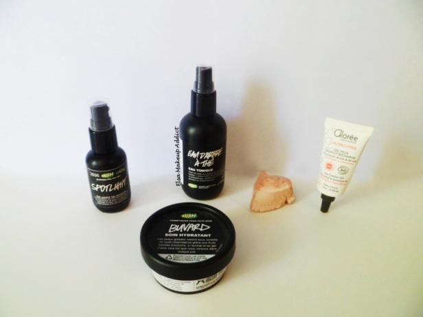 Routine soins peau grasse 2