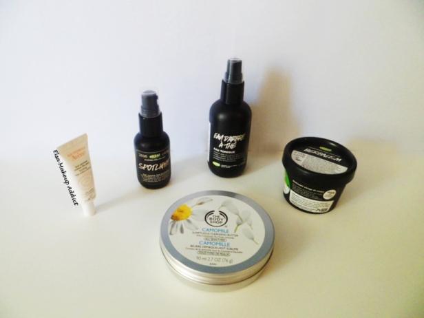 Routine soins peau grasse 3