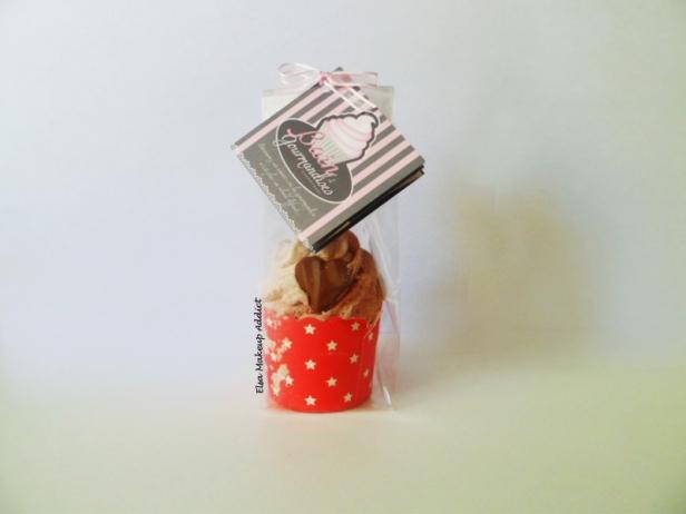 Fondant Cupcake Chocolat Bain de Gourmandises 1