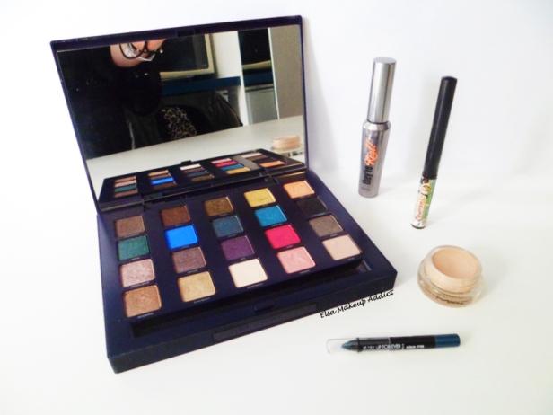 Makeup Blue Ocean Vice UD 4