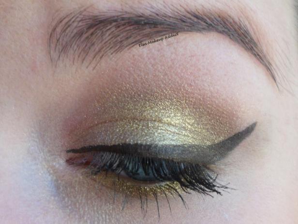 Makeup doré Vice Palette UD 1