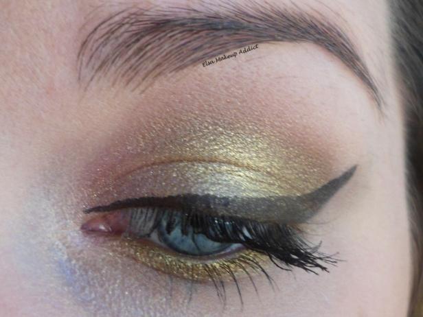 Makeup doré Vice Palette UD 2