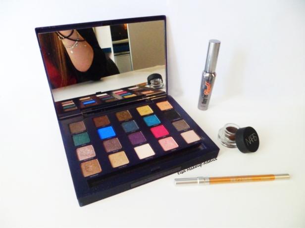 Makeup doré Vice Palette UD 4