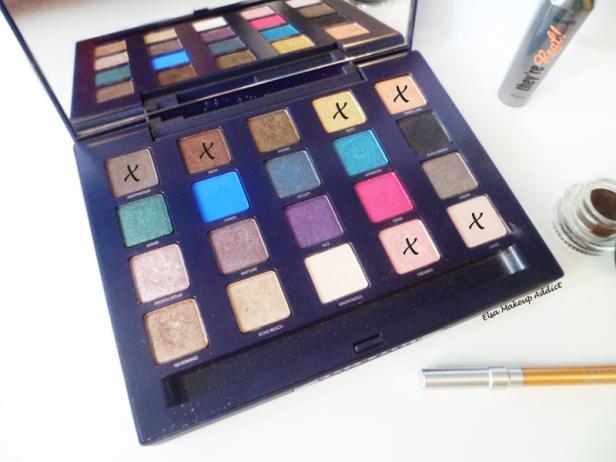 Makeup doré Vice Palette UD 5