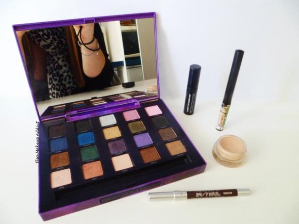 Makeup Vert Vice 2 UD 4