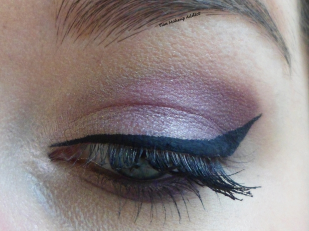 Purple Makeup for Spring Glinda Palette UD 1