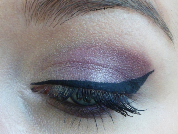 Purple Makeup for Spring Glinda Palette UD 2