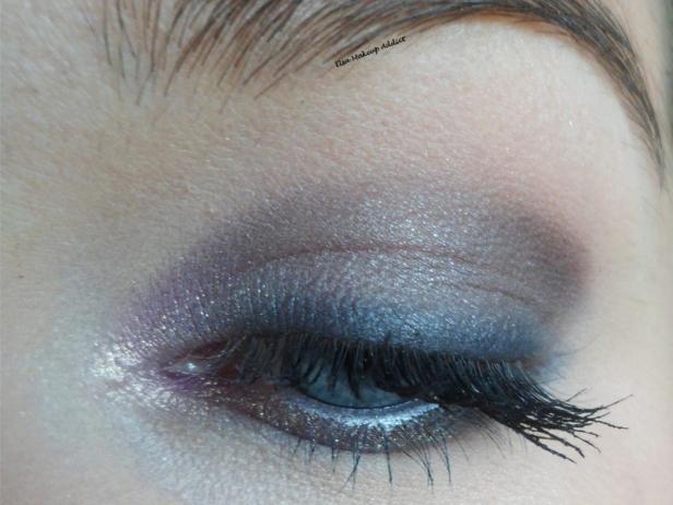 Deep Night Makeup Laura Mercier Artist's Palette 2