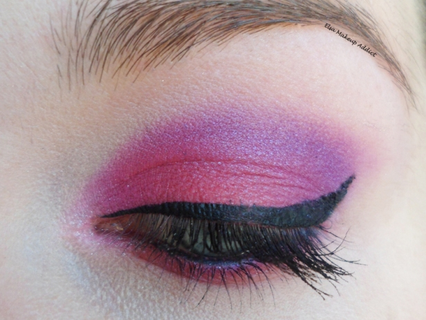 Electric Purple Makeup Urban Decay 1