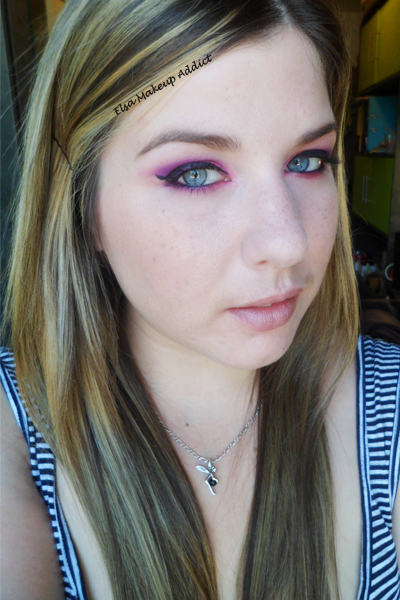 Electric Purple Makeup Urban Decay 3
