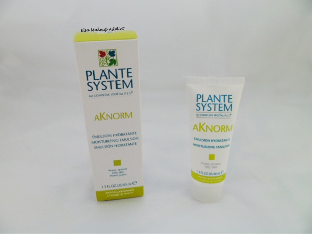 Emulsion Hydratante Aknorm Plante System 1