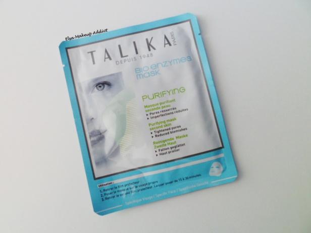 Bio Enzymes Mask Talika 1