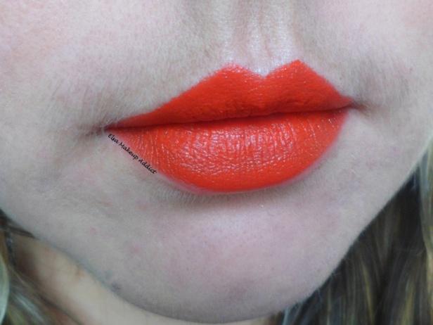 Tutoriel Porter Lèvres Oranges 8