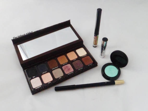 Makeup Green Galaxy Federico Mahora 4
