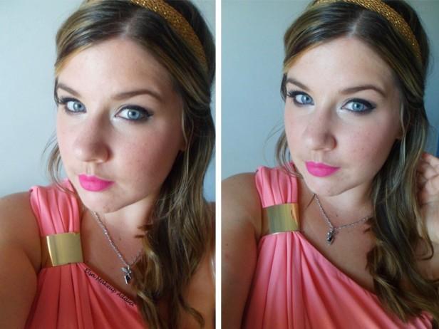 Makeup Occasion Spéciale Blondie Accessoires 1
